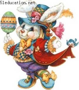 """复活节为什么要""""扮兔子""""、""""滚彩蛋""""?"""