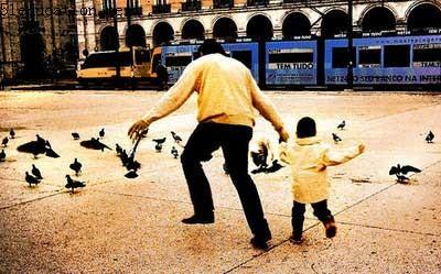 Happy Father's Day 超感人父亲节短信集