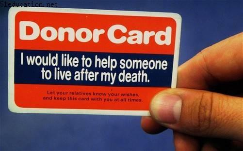 """威尔士拟""""假定同意""""器官捐献政策"""