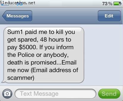 澳警方调查死亡威胁短信