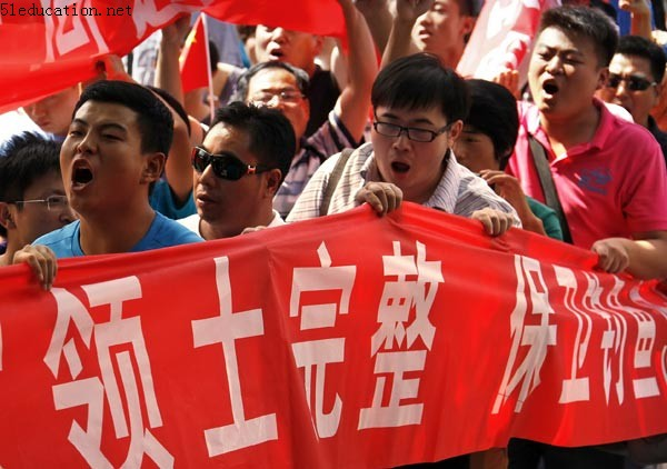 Japan official criticizes Diaoyu 'nationalization'
