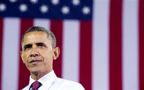 民调显示全球多数国家民众希望奥巴马连任
